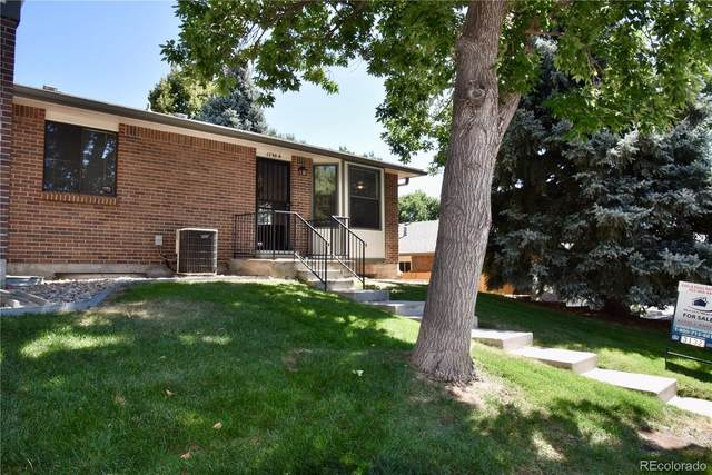 1730 S Ammons Street A, Lakewood, CO 80232 (#1624341) :: iHomes Colorado