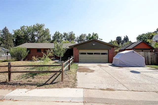 410 Cody Drive, Lakewood, CO 80226 (MLS #1624633) :: 8z Real Estate