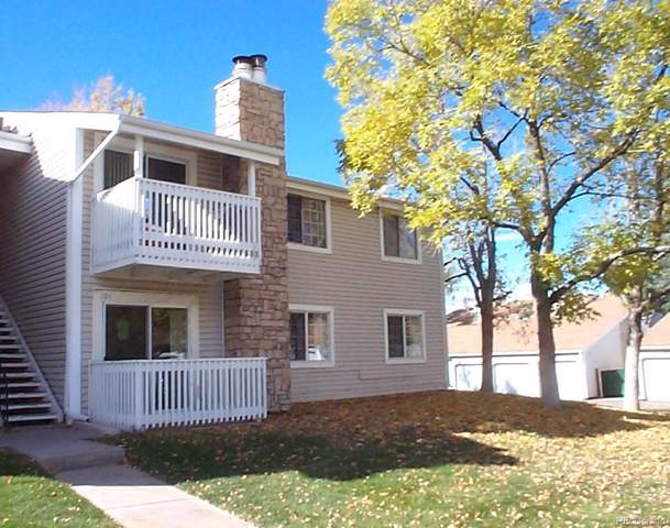 14111 E Jewell Avenue #101, Aurora, CO 80012 (#1624746) :: The HomeSmiths Team - Keller Williams