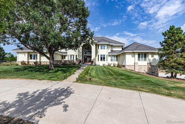 7775 S Flanders Street, Centennial, CO 80016 (MLS #1624844) :: 8z Real Estate
