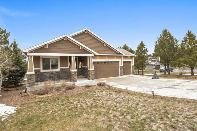 18570 White Fawn Drive, Monument, CO 80132 (#1625366) :: The Harling Team @ HomeSmart