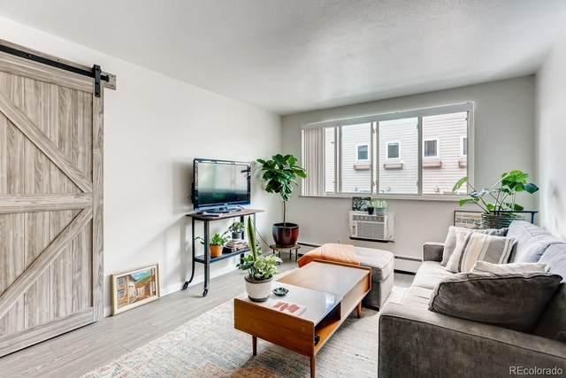 1243 Washington Street #305, Denver, CO 80203 (#1625669) :: The Peak Properties Group