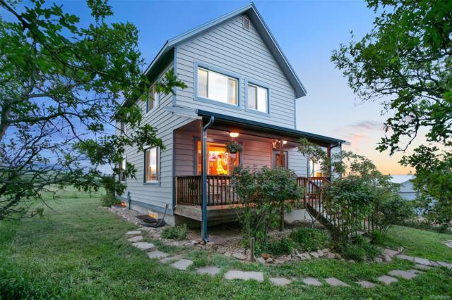 3541 Winnebago Drive, Sedalia, CO 80135 (#1625678) :: Colorado Home Realty