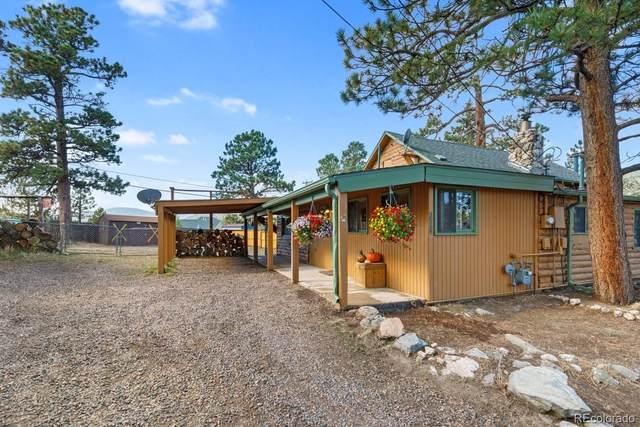 30734 Pine Cone Lane, Evergreen, CO 80439 (#1625755) :: iHomes Colorado