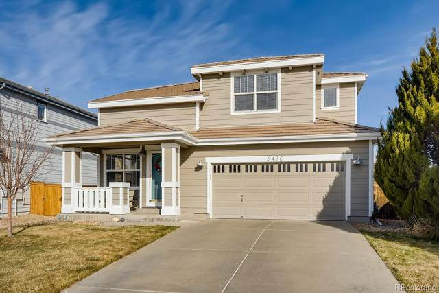 9436 Longstone Drive, Parker, CO 80134 (#1625799) :: Colorado Home Finder Realty