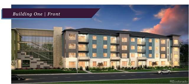 9283 Twenty Mile Road #307, Parker, CO 80134 (MLS #1626271) :: 8z Real Estate