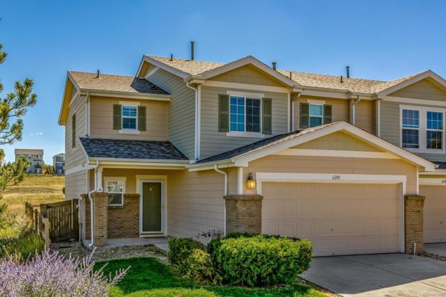 6288 Turnstone Place, Castle Rock, CO 80104 (#1626421) :: The City and Mountains Group