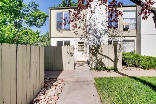 7373 W Florida Avenue 4D, Lakewood, CO 80232 (#1626664) :: The DeGrood Team