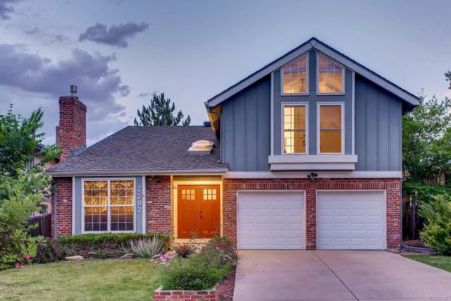 7792 S Hill Drive, Littleton, CO 80120 (#1627105) :: The DeGrood Team