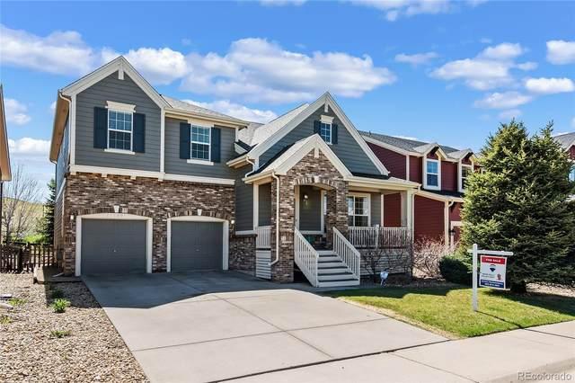 3366 Fantasy Place, Castle Rock, CO 80109 (MLS #1627216) :: 8z Real Estate