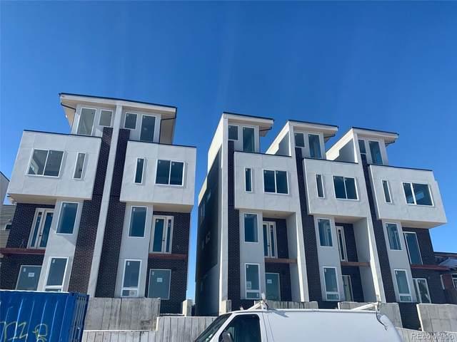 1581 Grove Street #1, Denver, CO 80204 (MLS #1627650) :: 8z Real Estate
