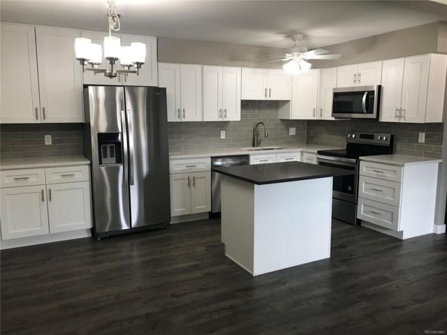 3663 S Sheridan Boulevard #6, Denver, CO 80235 (MLS #1627835) :: 8z Real Estate