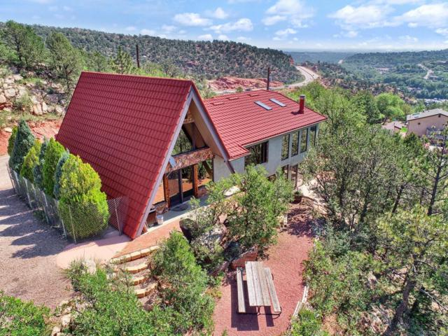 44 Grant Avenue, Manitou Springs, CO 80829 (#1627989) :: HomePopper