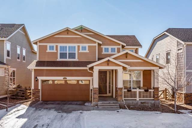 22920 E Saratoga Place, Aurora, CO 80015 (MLS #1628313) :: Bliss Realty Group