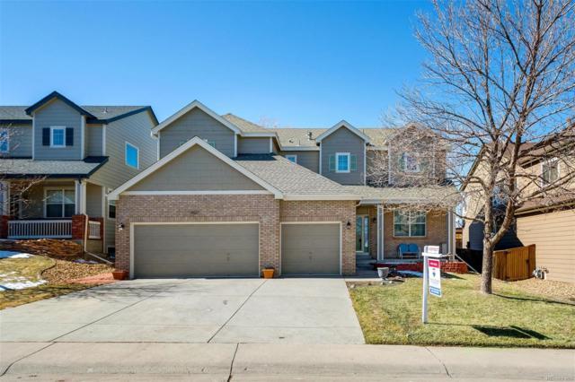 10667 Jaguar Point, Littleton, CO 80124 (MLS #1628806) :: Kittle Real Estate