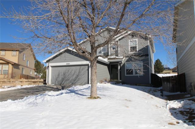2569 E 110th Avenue, Northglenn, CO 80233 (MLS #1628907) :: 8z Real Estate