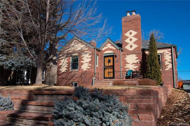 1120 Holly Street, Denver, CO 80220 (#1628948) :: The Dixon Group