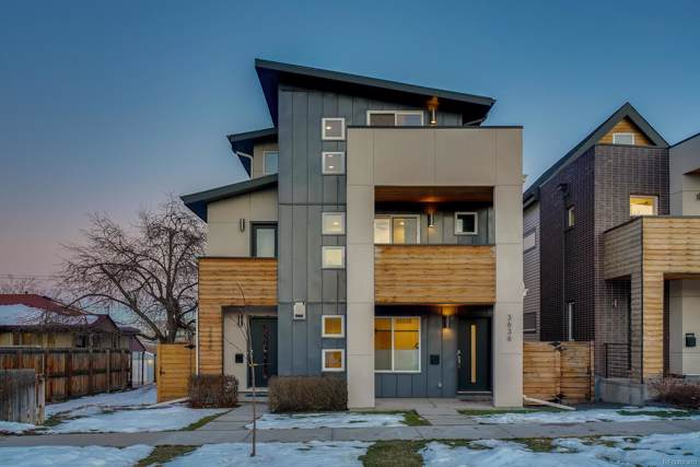 3636 Pecos Street, Denver, CO 80211 (MLS #1628982) :: The Sam Biller Home Team