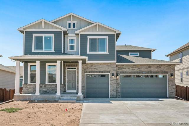 8313 E 132nd Drive, Thornton, CO 80602 (#1629244) :: HergGroup Colorado
