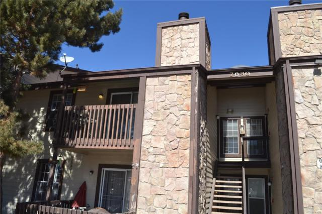 7830 W 87th Drive O, Arvada, CO 80005 (#1629307) :: 5281 Exclusive Homes Realty