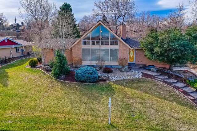 10340 W 33rd Avenue, Wheat Ridge, CO 80033 (#1629539) :: Wisdom Real Estate