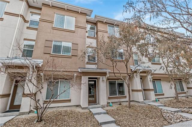 9300 E Florida Avenue #1606, Denver, CO 80247 (MLS #1629600) :: 8z Real Estate