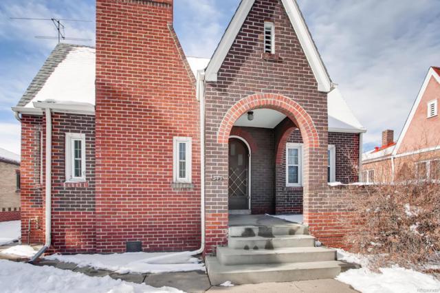 549 S University Boulevard, Denver, CO 80209 (#1629715) :: The HomeSmiths Team - Keller Williams