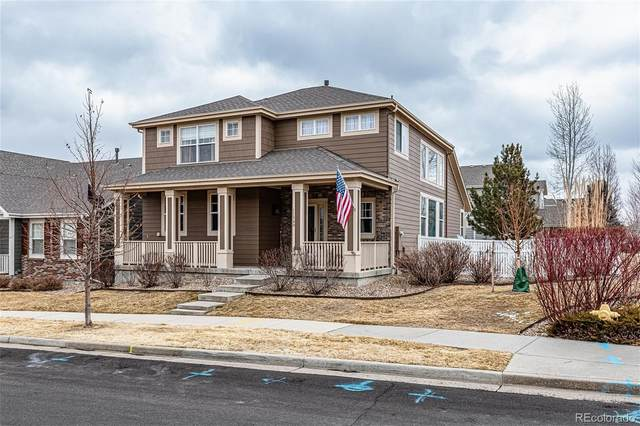 11540 Night Heron Drive, Parker, CO 80134 (#1630243) :: Colorado Home Finder Realty