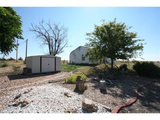 15041 County Road V, Fort Morgan, CO 80701 (MLS #1630359) :: 8z Real Estate