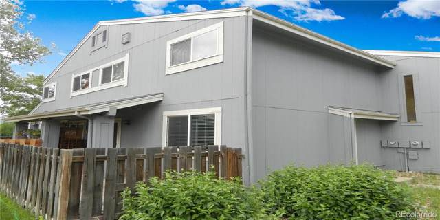 4150 Monroe Drive C, Boulder, CO 80303 (#1630634) :: THE SIMPLE LIFE, Brokered by eXp Realty