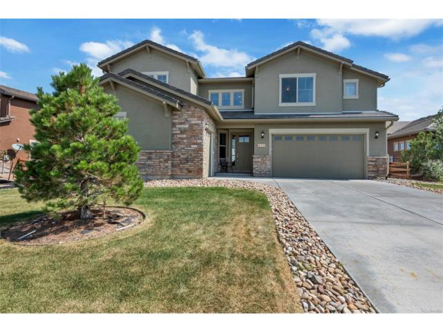 473 Andromeda Lane, Castle Rock, CO 80108 (MLS #1630781) :: 8z Real Estate