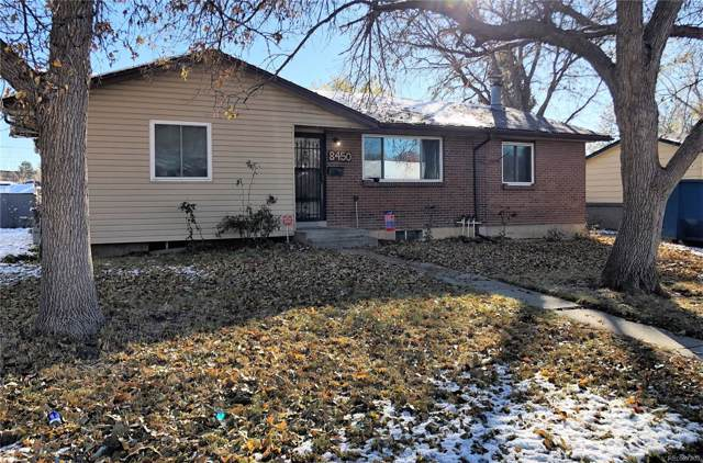 8450 Ames Street, Arvada, CO 80003 (#1631200) :: HomePopper
