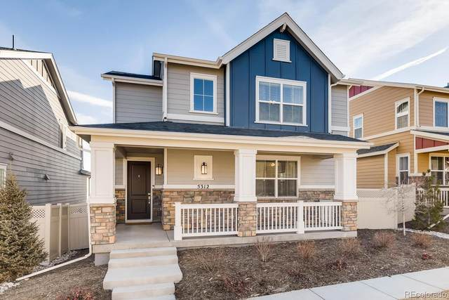 5312 W 73rd Place, Westminster, CO 80003 (MLS #1631314) :: 8z Real Estate