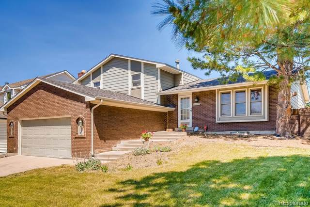 4824 S Yank Way, Morrison, CO 80465 (#1631374) :: James Crocker Team