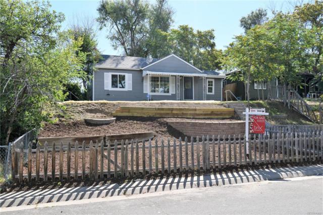 1280 Beeler Street, Aurora, CO 80010 (MLS #1631718) :: 8z Real Estate