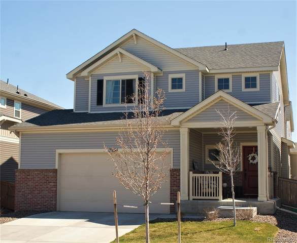 17954 E 107th Place, Commerce City, CO 80022 (#1632237) :: The Harling Team @ HomeSmart