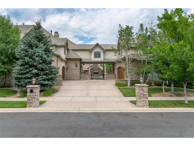2671 Ranch Reserve Ridge, Westminster, CO 80234 (MLS #1632255) :: 8z Real Estate