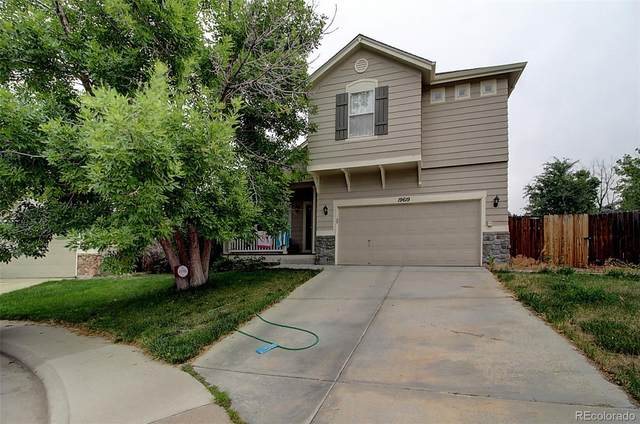 19619 E Elk Creek Drive, Parker, CO 80134 (#1632425) :: Berkshire Hathaway HomeServices Innovative Real Estate