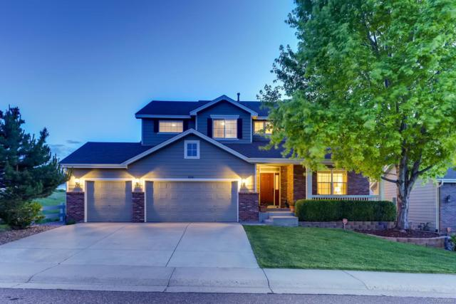 8281 Briar Ridge Drive, Castle Pines, CO 80108 (#1633328) :: The Heyl Group at Keller Williams