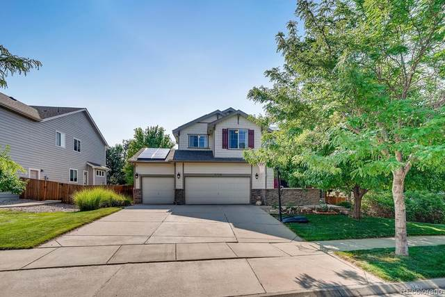 2724 Sunset Place, Erie, CO 80516 (#1633601) :: The Griffith Home Team