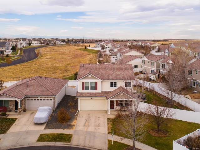 20425 E 55th Place, Denver, CO 80249 (#1633957) :: The HomeSmiths Team - Keller Williams