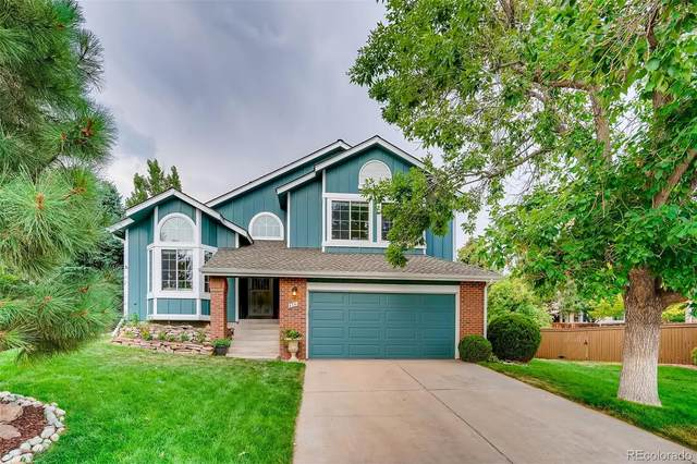 9351 Wheeler Court, Highlands Ranch, CO 80126 (MLS #1634105) :: 8z Real Estate