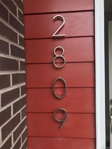 2809 W Parkside Place, Denver, CO 80221 (MLS #1634924) :: 8z Real Estate