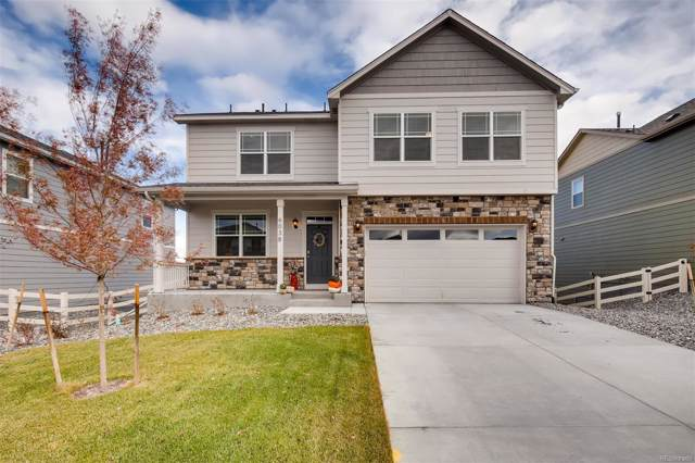 6038 High Timber Circle, Castle Rock, CO 80104 (#1634943) :: The HomeSmiths Team - Keller Williams