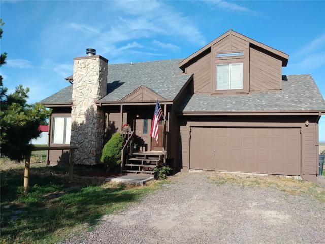 7573 Shenandoah Drive, Elizabeth, CO 80107 (MLS #1635958) :: 8z Real Estate