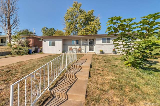 2713 S Meade Street, Denver, CO 80236 (MLS #1636103) :: Kittle Real Estate