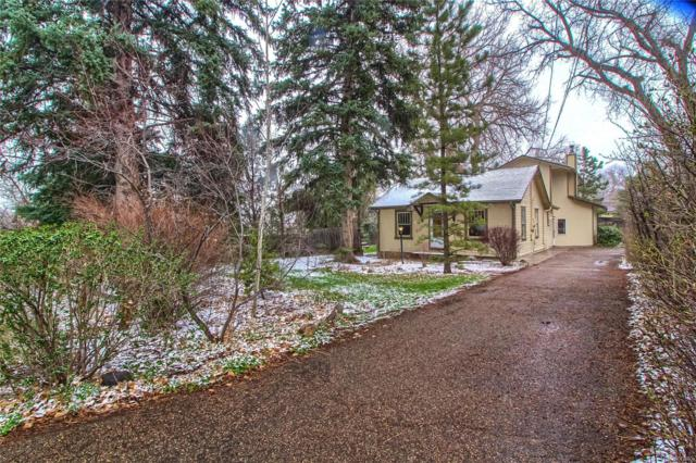 906 S Chase Street, Lakewood, CO 80226 (#1636224) :: The Peak Properties Group