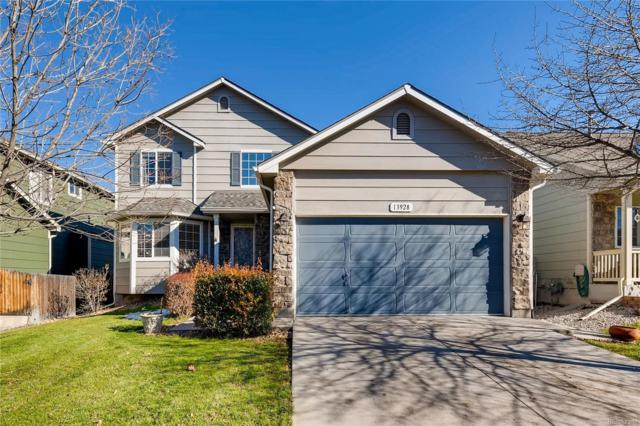 13928 Harrison Drive, Thornton, CO 80602 (#1636267) :: House Hunters Colorado
