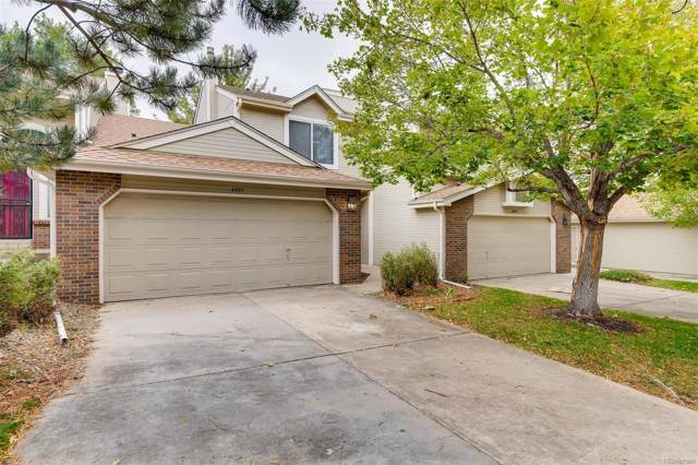 4957 S Eagle Circle, Aurora, CO 80015 (#1636457) :: HomePopper