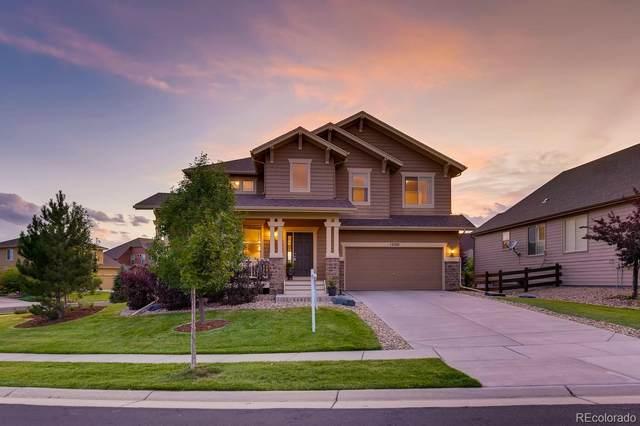 12201 Windy Trail Lane, Parker, CO 80138 (#1636586) :: Briggs American Properties